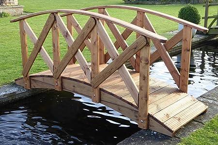 Classica alta Ferroviario jardín puente (9ft Classica): Amazon.es: Jardín