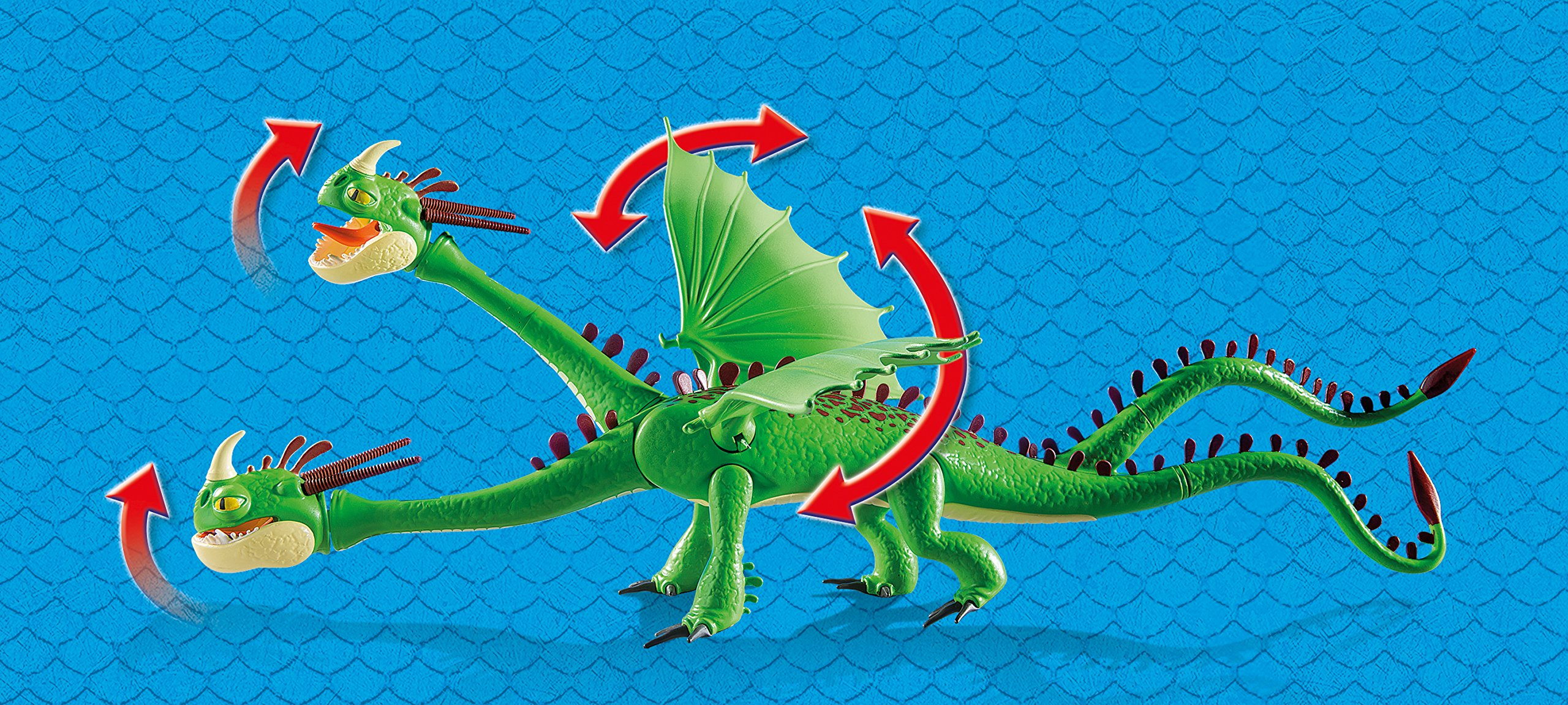 How to Train Your Dragon Twins with Barf and Belch by Playmobil (Image #3)