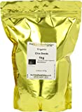 Buy Whole Foods Organic Chia Seeds 1 kg