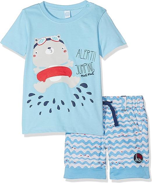 Tuc Tuc Jumping Swim Conjunto de Ropa para Bebés