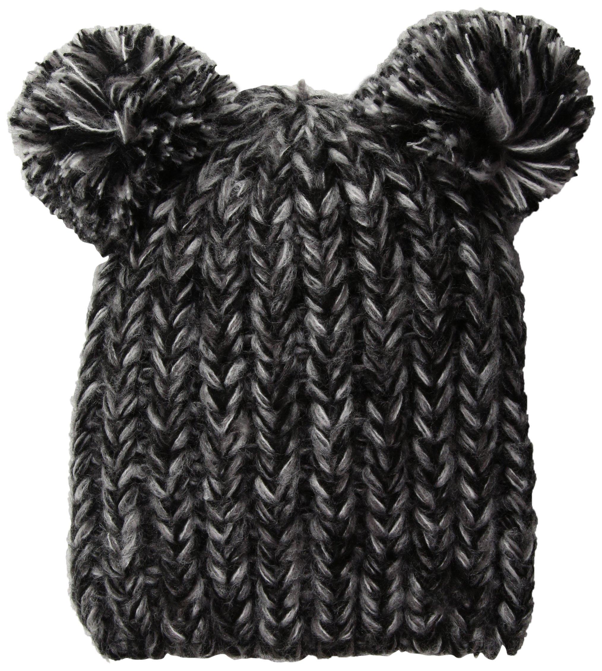 Genie by Eugenia Kim Women's Tasha Beanie, Black/Gray, One Size