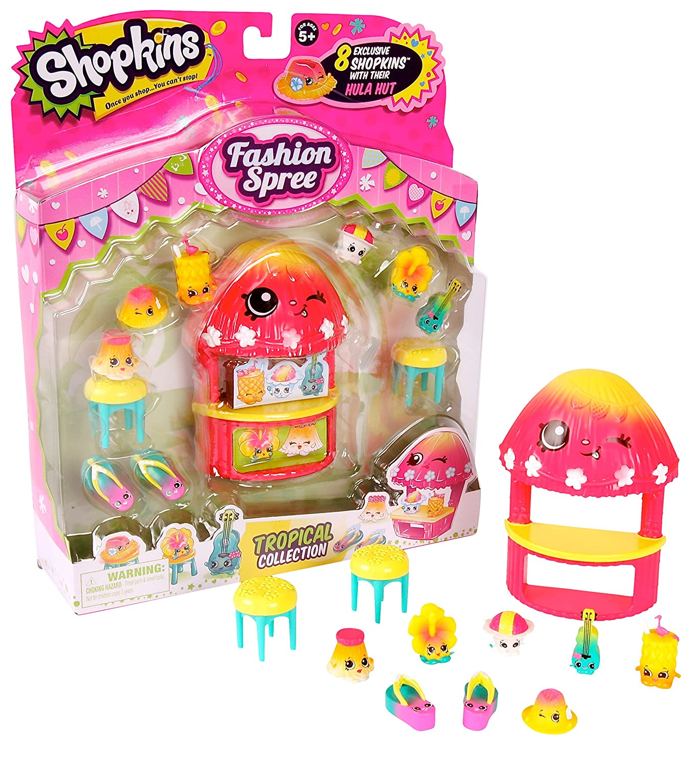 Shopkins Tropical Fashion Pack...