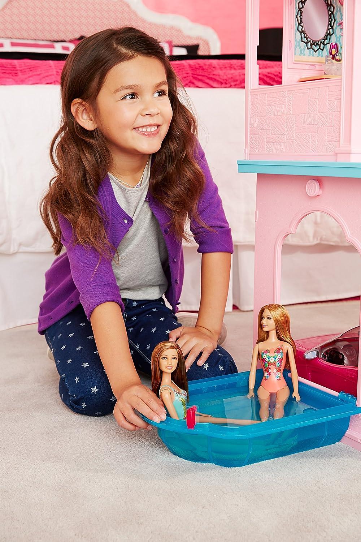 Barbie Juego Casa De Los Suenos Ffy84