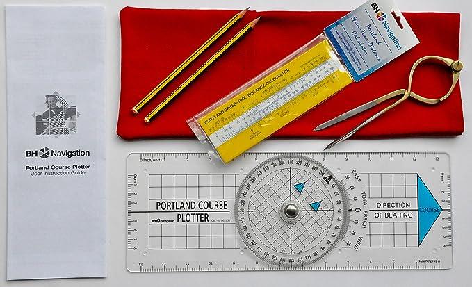 Portland Plotter, separadores, speed-time-distance Calculadora ...