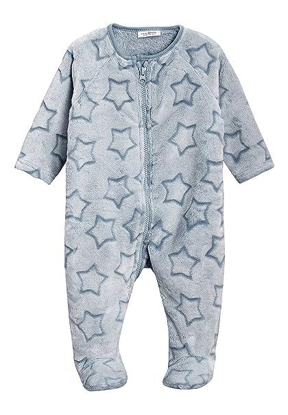 next Bebé-Niños Pijama Polar Tipo Pelele con Estrella (0 Meses - 3 Años