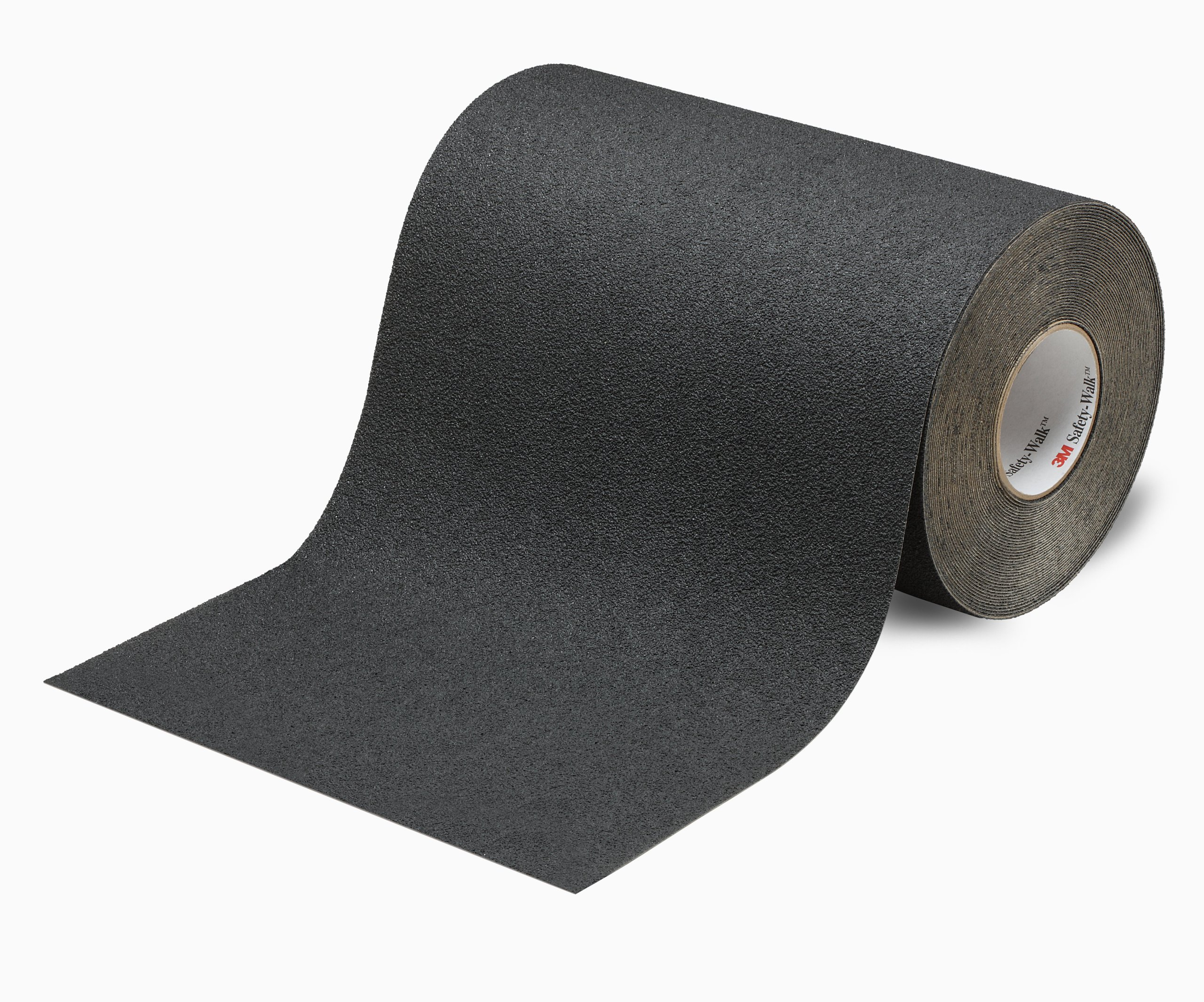 3M Safety-Walk Slip-Resistant Medium Resilient Tapes and Treads 310, Black, 36'' Width, 60' Length (Pack of 1 Roll)