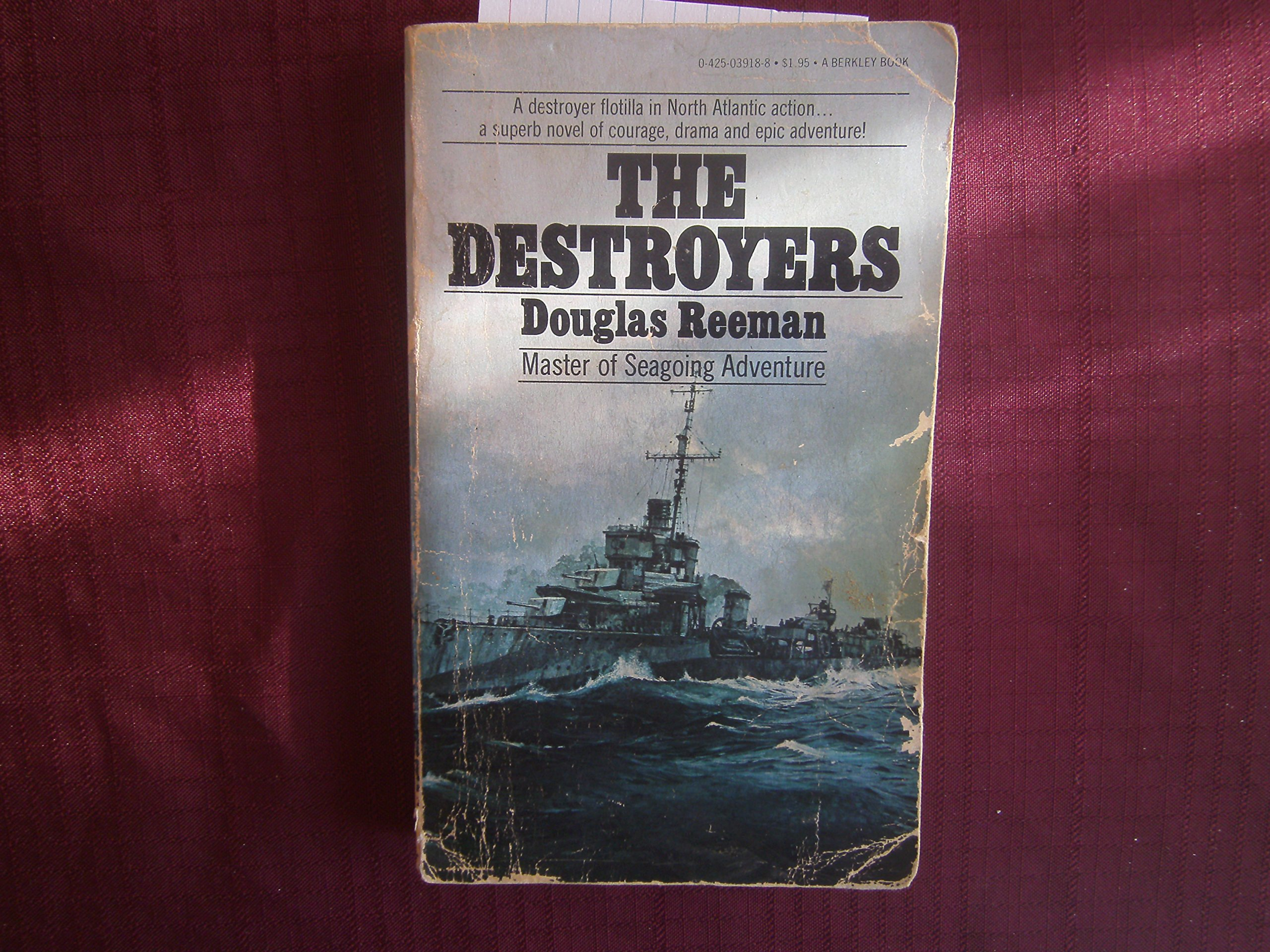 novel the destroyers