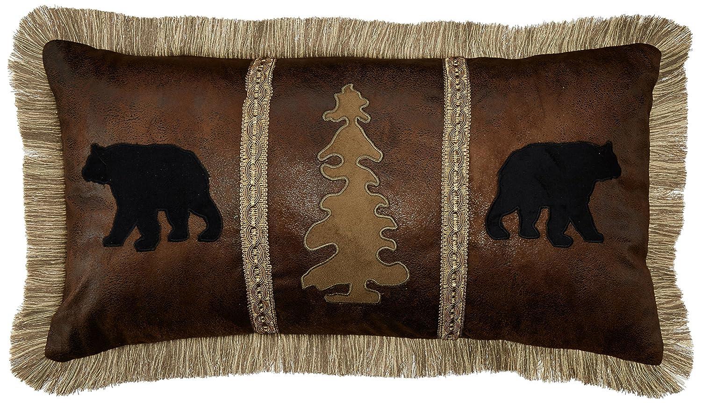 Carstens Bear Tree Bear Pillow