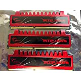 G.SKILL Ripjaws Series 12GB (3 x 4GB) DDR3 1333MHz 240-Pin (PC3-10666) Desktop Memory Model F3-10666CL9T-12GBRL