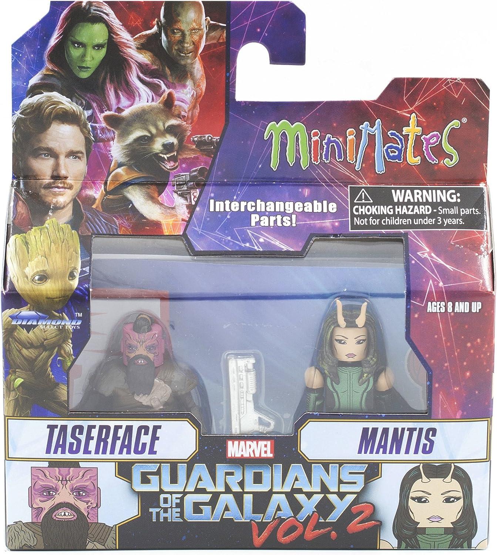 Minimates Marvel Series 71 Guardianes de la Galaxia Vol. 2 ...