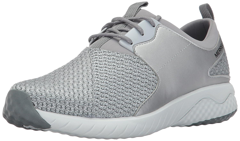 Merrell Women's 1SIX8 8 Lace AC+ Fashion Sneaker B01MQWQRVQ 8 1SIX8 B(M) US|Grey 0285c8