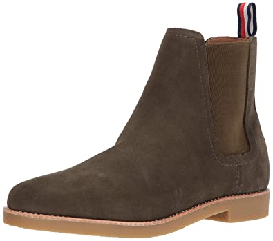 Suede Chelsea Boots - Sales Up to -50% Tommy Hilfiger y9eOQt