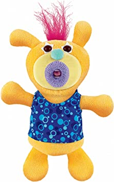 Amazon Com Mattel The Sing A Ma Jigs Nuevo Amarillo Toys Games