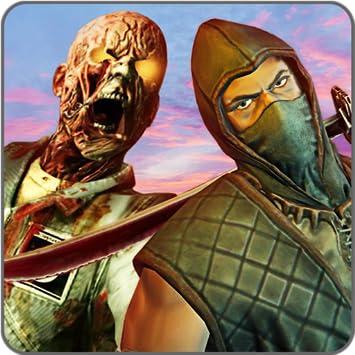 Dead Mines Rush: Scary Horror Legendary Ninja Fight
