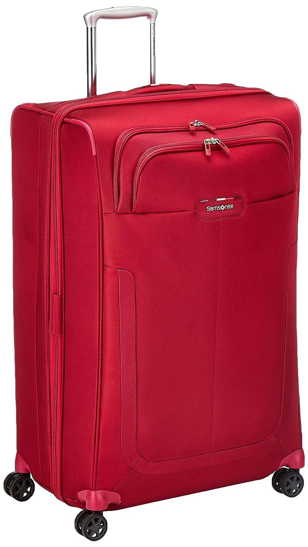 Valise souple Samsonite Duosphere 78 cm Granita Red rouge jxeoIiB