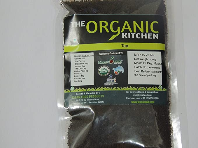 the organic kitchen ctc tea 500 g