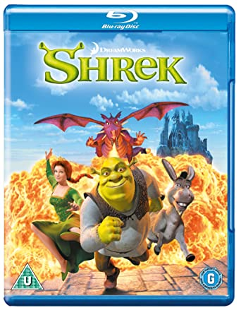 Shrek 2001 BluRay 720p 1GB [Hindi 2.0 – English DD 5.1] MKV