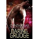 Baring Grudge: A SciFi Cyborg Romance (Rebel Cyborgs Book 3)