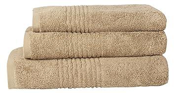 Highams Suave de Lujo Supreme 100% Conjuntos de Regalo Juego de Toallas de algodón Egipcio