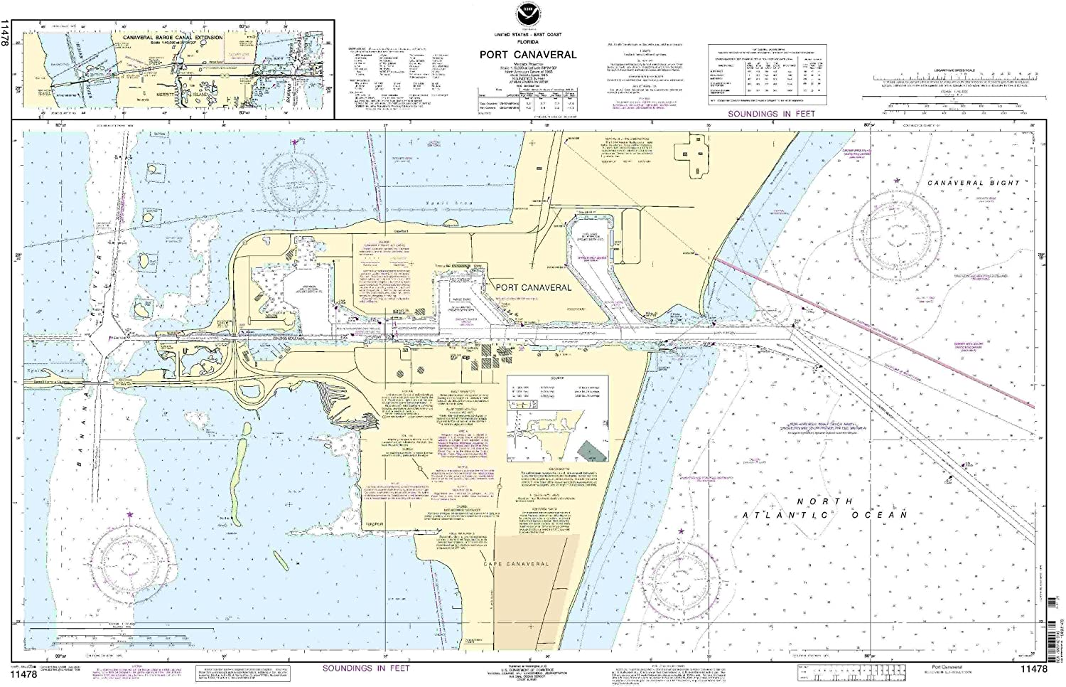 11478--Port Canaveral Canaveral Barge Canal Extension