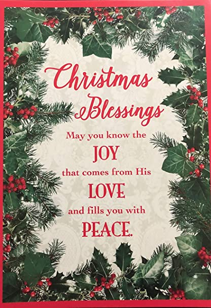 Amazon.com  Inspirational Religious Christmas Cards