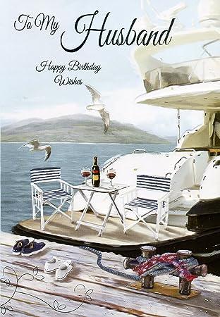 To My Husband Happy Birthday Wishes