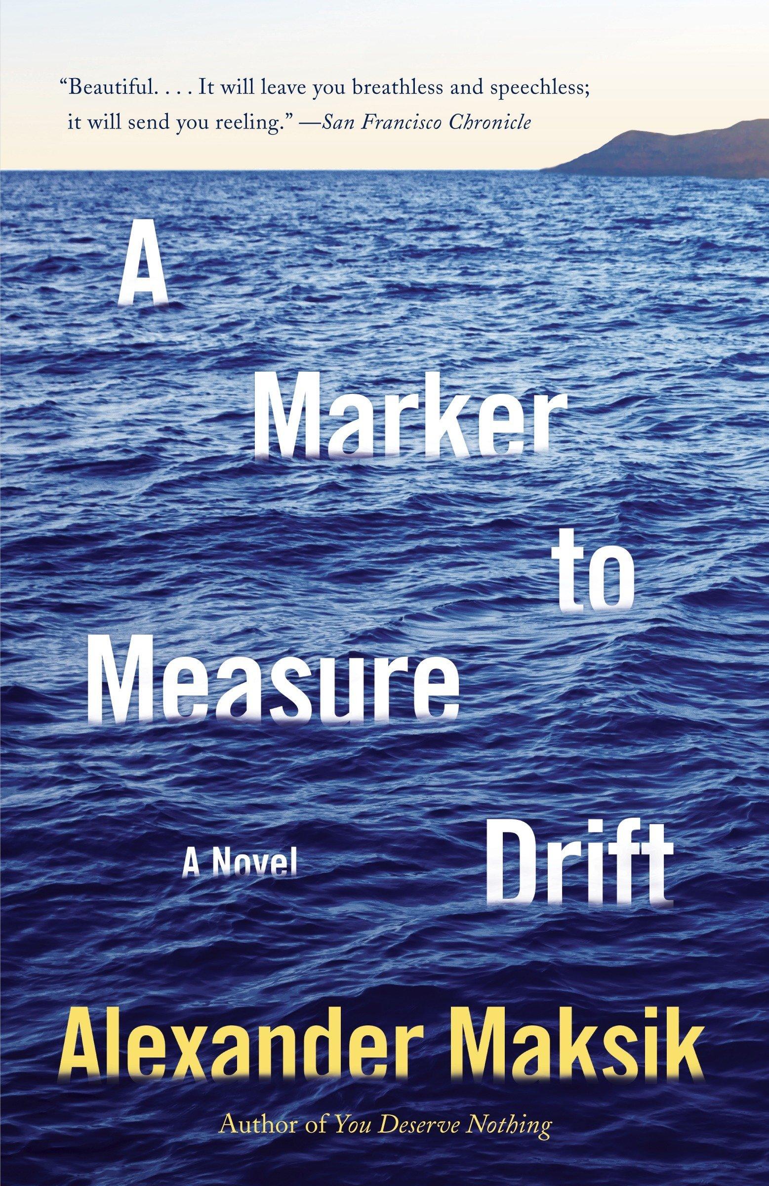 A Marker to Measure Drift pdf epub
