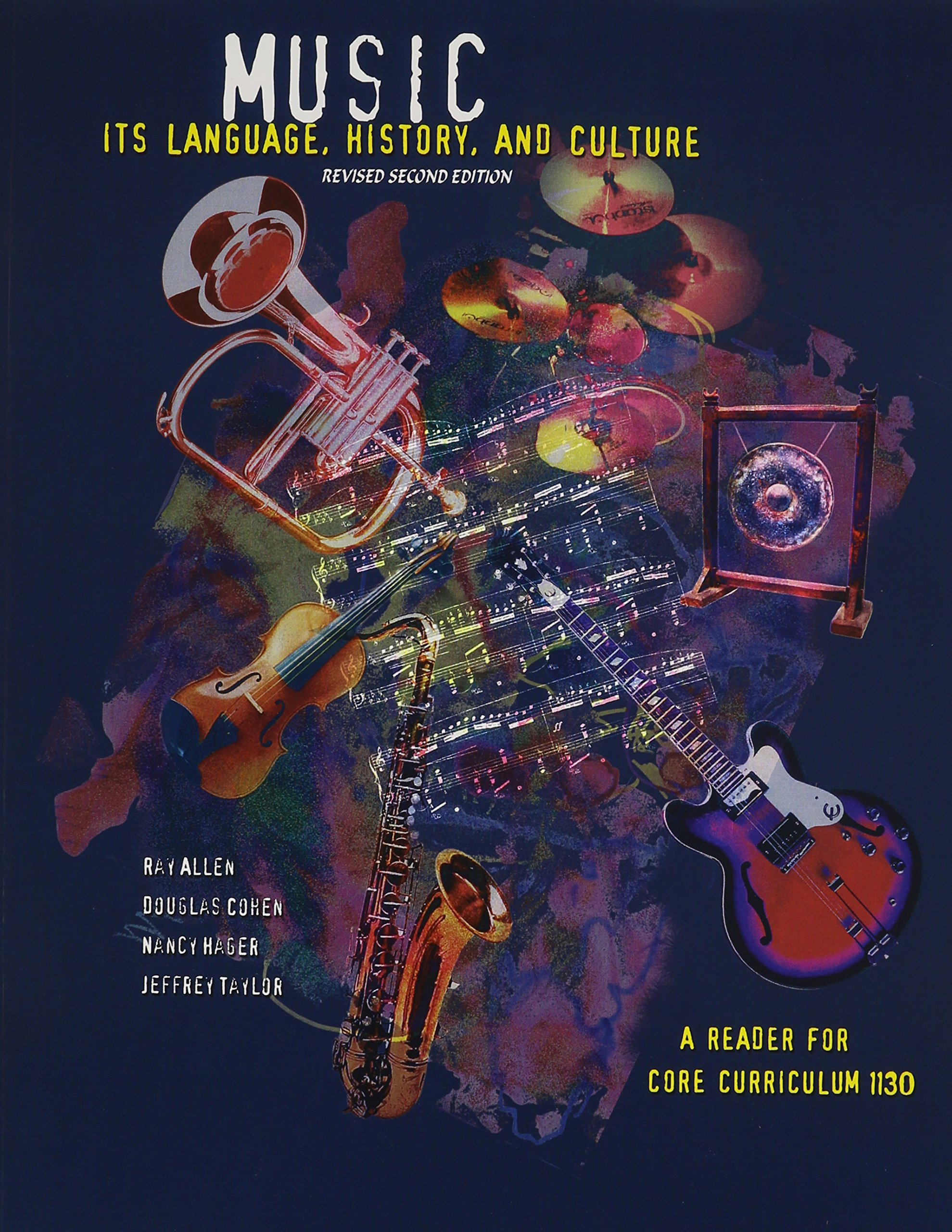 Music: Its Language, History and Culture by Kendall Hunt Publishing