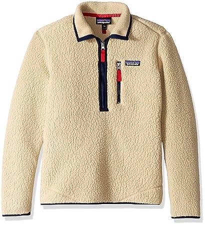 f479a09b Amazon.com: Patagonia Men's Retro Pile Fleece Pullover (XXS, El Cap Khaki):  Sports & Outdoors