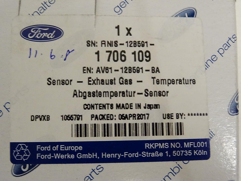 Ford Original Lambda Exhaust Temperature Sensor 1706109 Auto
