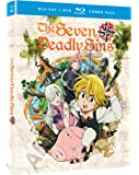 Seven Deadly Sins: Season One, Part One (Blu-ray/DVD Combo)