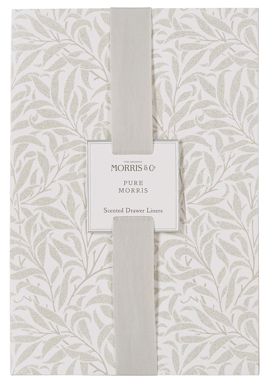 Morris & Company Pure tiroir Sacs, Blanc Heathcote & Ivory FG6236