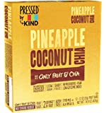 Pressed by KIND Fruit Bars, Pineapple Coconut Chia, 12 Count