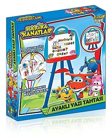 Furkan Harika Kanatlar Ayaklı Yazı Tahtası Amazoncomtr Toystopp