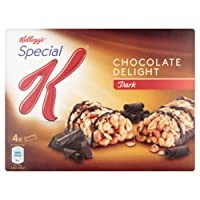 Kellogg's Kellogg's Special K Chewy Delight Dark Chocolate, 96 grams
