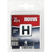 Novus 042-0368 Grapa H 37 4 mm 2000