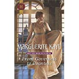 From Governess to Countess: A Regency Romance (Matches Made in Scandal Book 1)