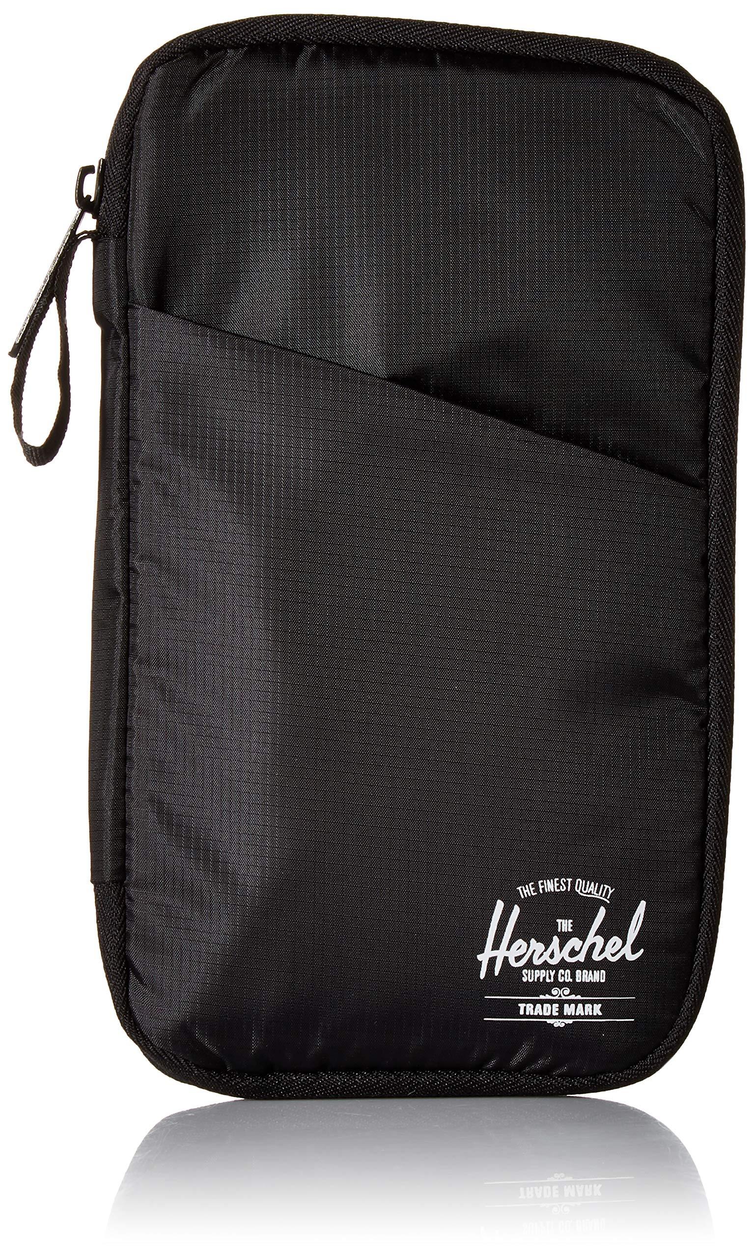 Herschel Travel Wallet, Black by Herschel