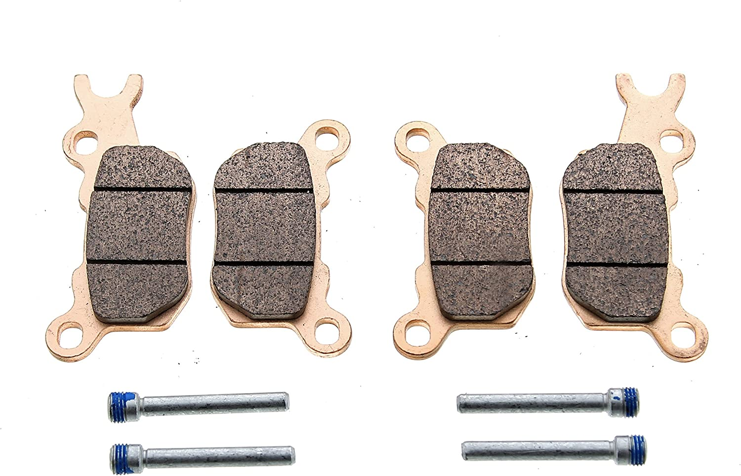 2016-2019 Can-Am Renegade 1000R 4x4 XMR Front and Rear Brake Pads by Race-Driven