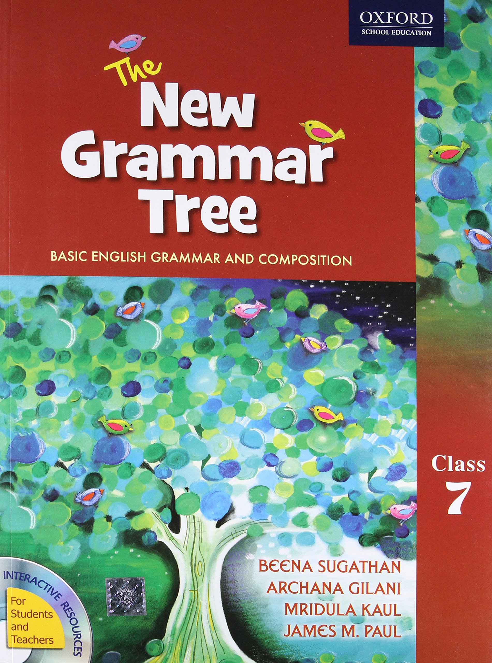 Buy The New Grammar Tree Coursebook 7: Middle Book Online at Low ...