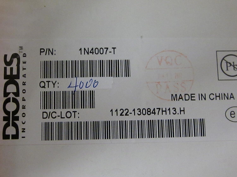 Pack of 10  1N4006GP  DIODE GEN PURP 800V 1A DO41