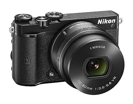 Nikon 1 J5 - Cámara digital de 20,8 Mp (pantalla táctil de 3