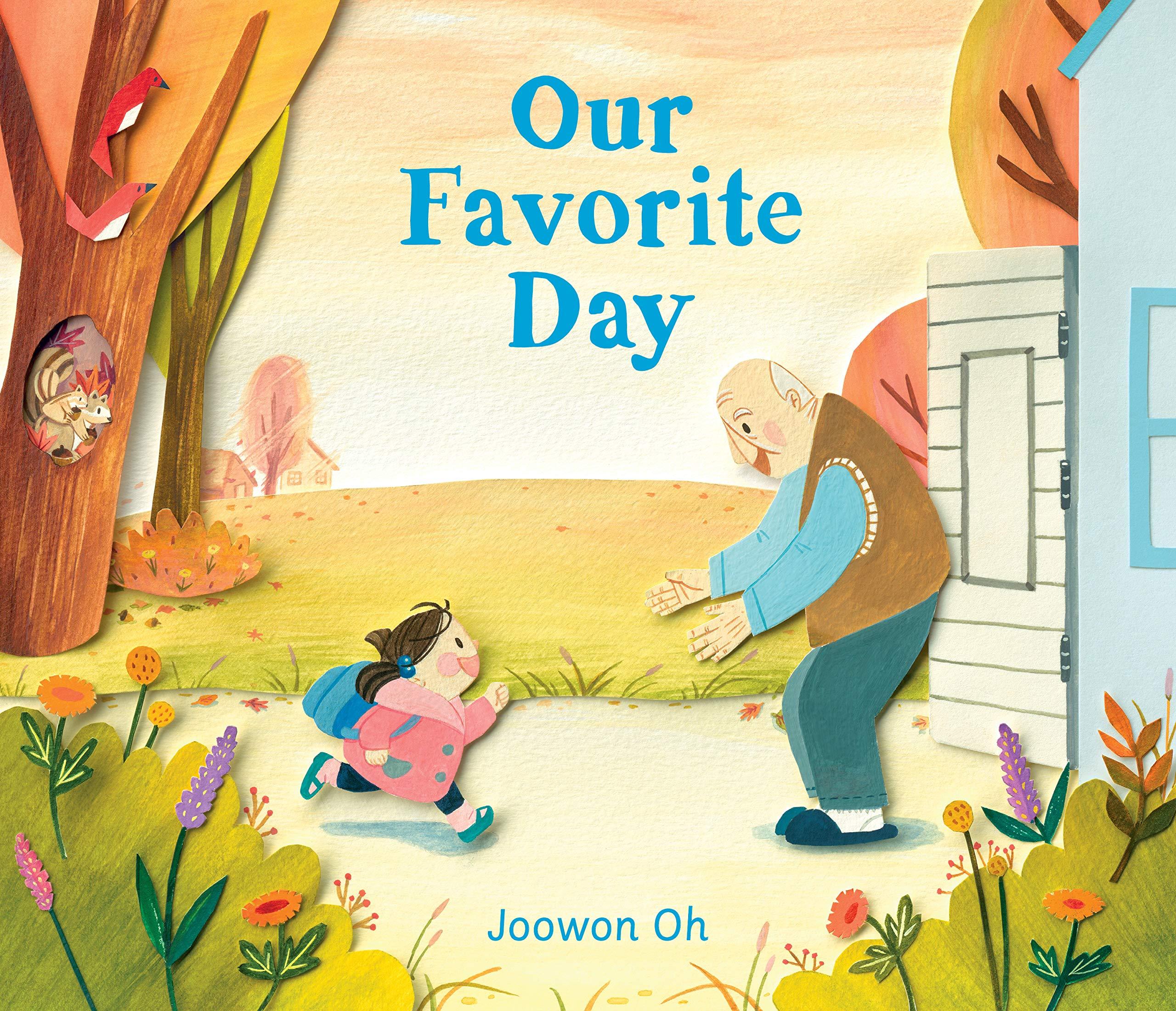 Our Favorite Day: Oh, Joowon, Oh, Joowon: 9781536203578: Amazon.com: Books