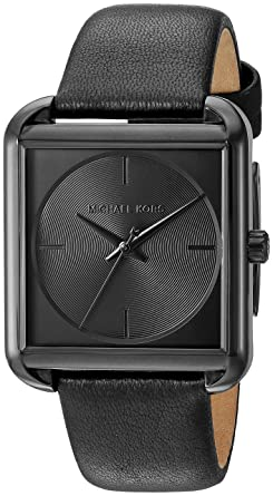 Michael Kors Womens Lake Black Watch MK2586