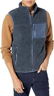 Goodthreads Men's Sherpa Fleece Vest