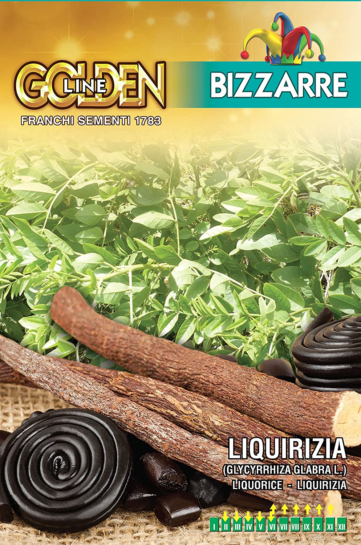 Franchi Seeds of ItalyLiquorice Golden Line Seeds