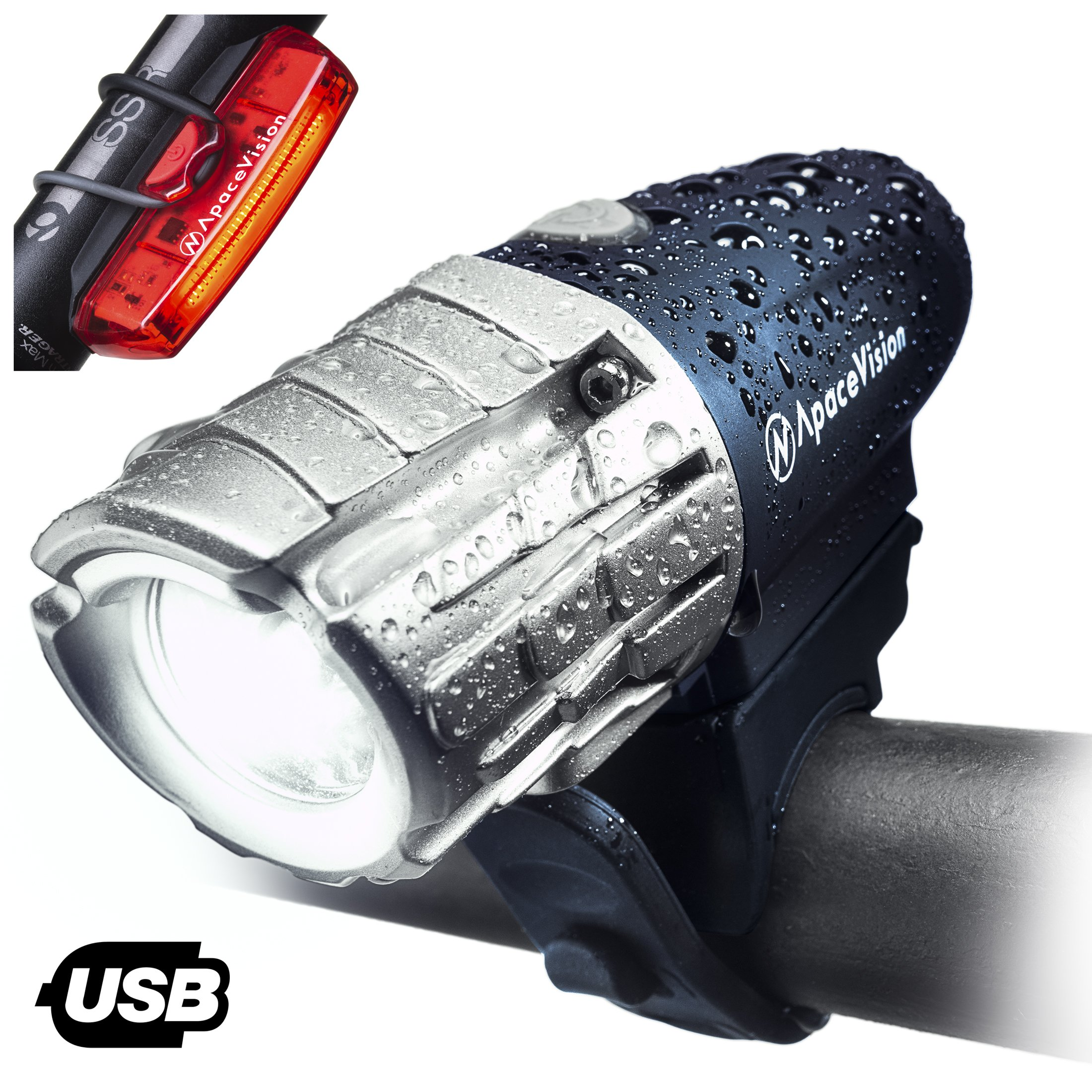 Best Rated in Bike Headlight-Taillight Combinations ...