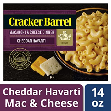 cracker barrel mac and cheese bag