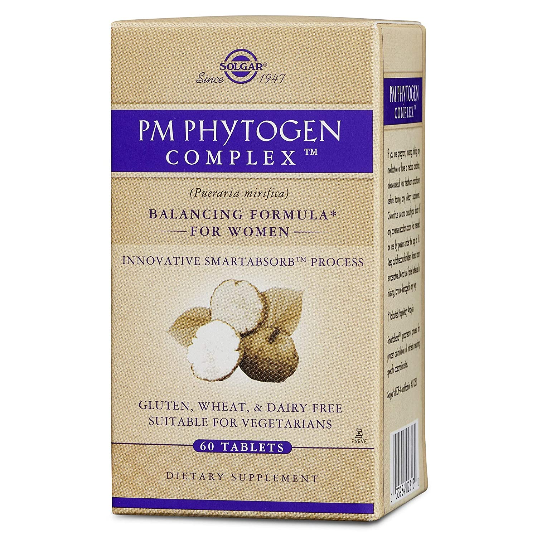 Solgar – Pm Phytogen Multipack