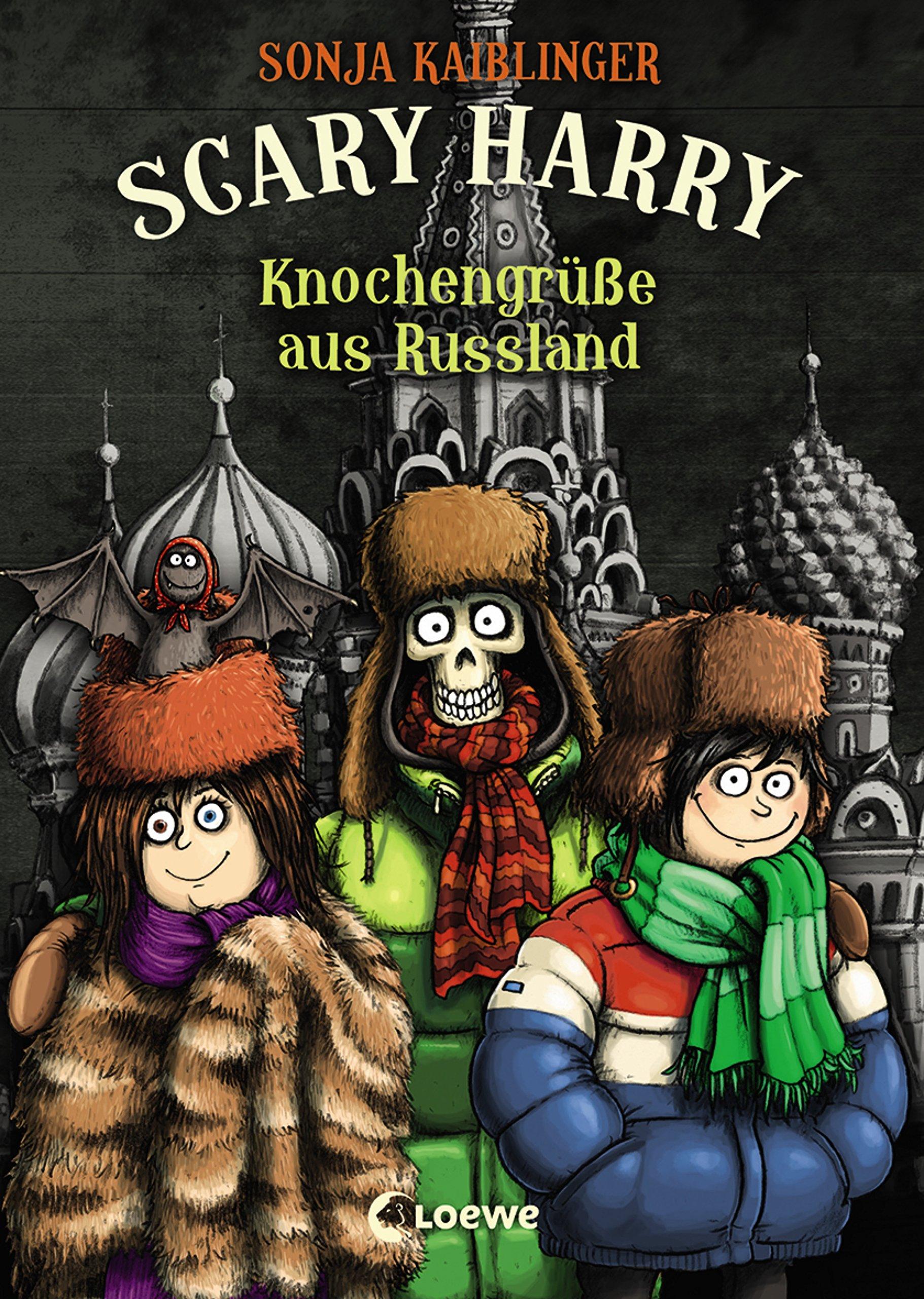 Scary Harry   Knochengrüße Aus Russland